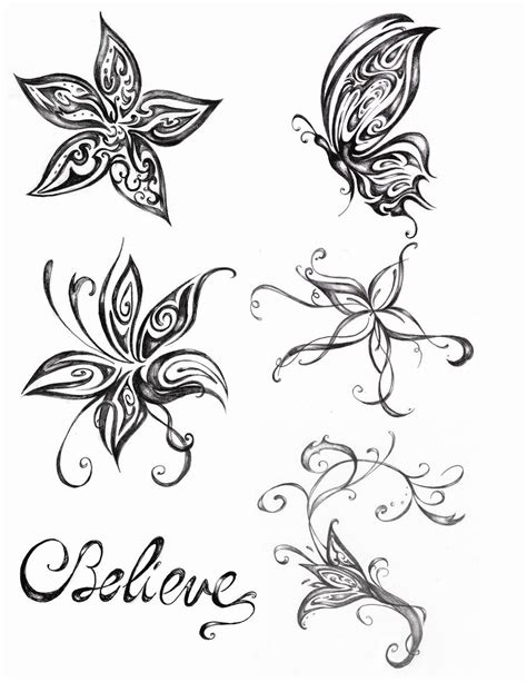 black and white butterfly tattoo designs 39 butterfly ideas designs for picsmine