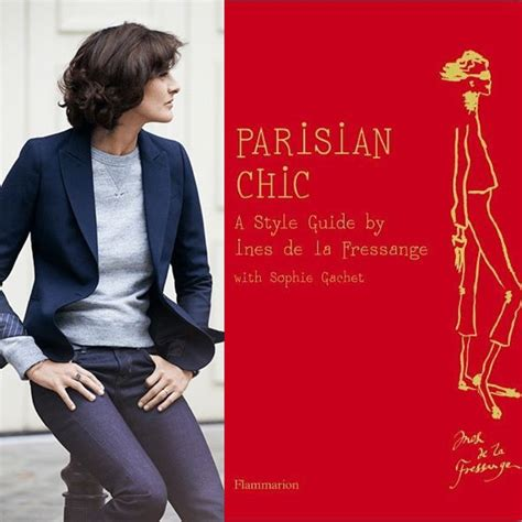 libro parisian chic a style ines de la fressange book how to look younger in 5 steps style tips consulente