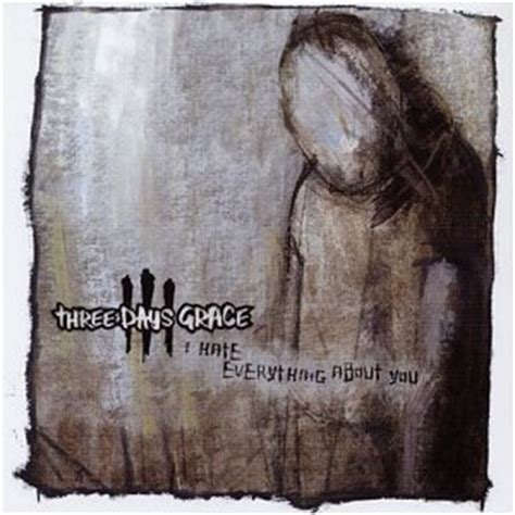 three days grace i everything about you