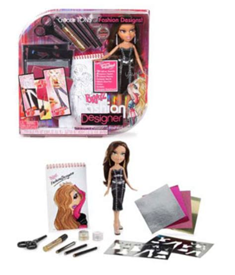design bratz doll bratz fashion designer