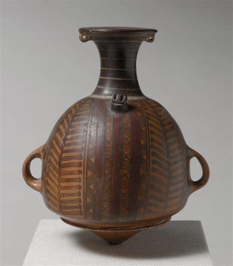 storage jar aryballos work  art heilbrunn timeline