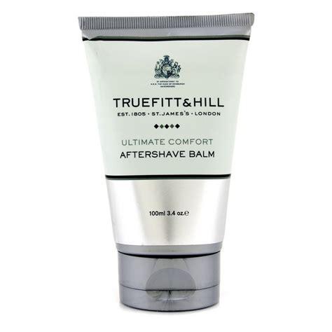 truefitt hill ultimate comfort truefitt hill ultimate comfort aftershave balm travel