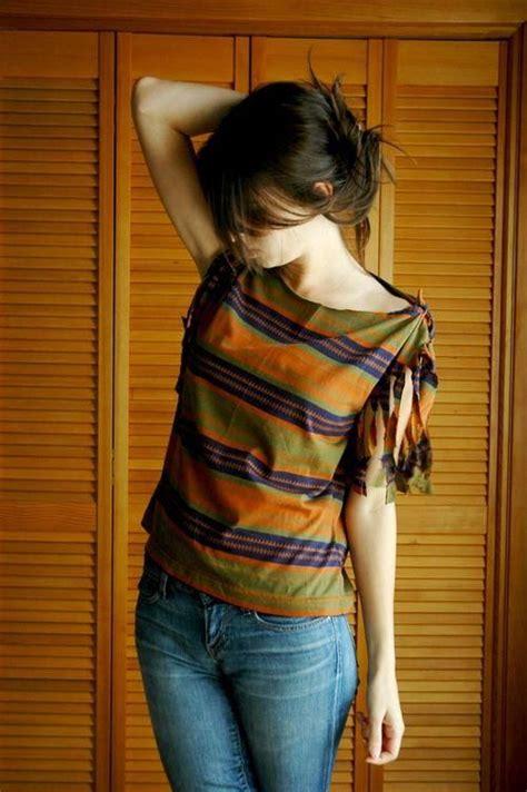 diy refashion clothes diy tutorial t shirt refashion t shirt refashion