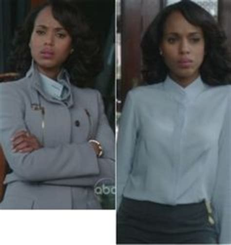 new nail shap wearn by olivea pope in 2015 series olivia pope olivia pope fashion scandal moments