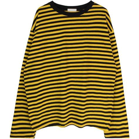 Oversized Stripe Top by Oversized Stripe Print Top 36 Liked On Polyvore