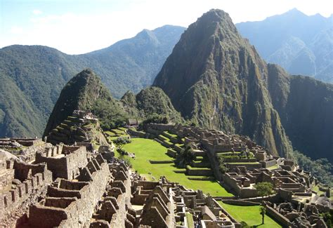 Imagenes De Paisajes Incas | machu picchu al paso 3 dias sun god peru agencia de