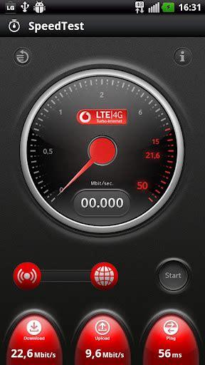 speed test vodafone vodafone ver 246 ffentlicht speedtest app f 252 r android
