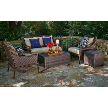 costco resin wicker patio furniture 1000 images about outdoor furniture on