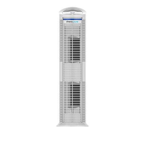 therapure 230 air purifier with uv light 8311403 hsn