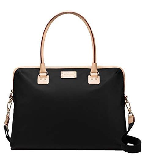 Pippin Park Tableware By Kate Spade by Kate Spade Kennedy Park Calista Laptop Bag Black
