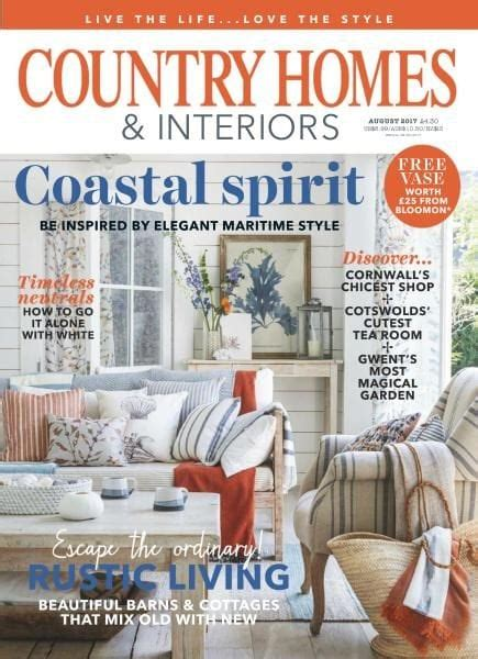 country homes interiors august 2017 pdf free