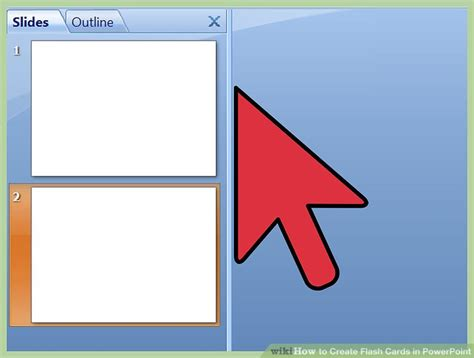 powerpoint template for flash cards how to create flash cards in powerpoint with pictures