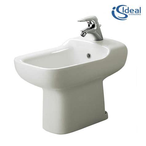 Bidet Ideal Standard 3 Fori Conca Bianco