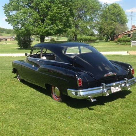 1950 Buick Sedanette For Sale by Buick Other Fastback 1950 Black For Sale 15406096 1950
