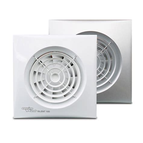 humidistat for bathroom fan selv silent 100mm bathroom fan with timer humidistat and
