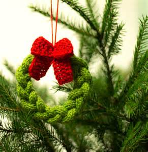 41 free knitting patterns tagged free christmas tree