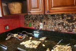 rustic backsplash tile rustic stone tile backsplash home design ideas