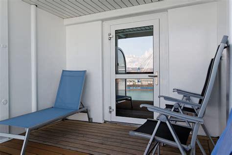 veranda kabine mein schiff kabinen suiten mein schiff 2 kreuzfahrtschiff bilder