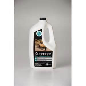 kenmore carpet upholstery clean detergent 70816