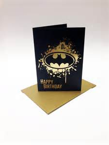 batman birthday card printable batman inspired birthday card with the bat by supercoolcards