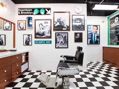 brooklyn home design blog gq and fellow barber barbershop brooklyn new york