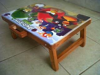 Meja Pi meja lipat anak murah harga jual grosir produsen meja lipat anak murah
