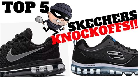 Skechers Vapormax by Top 5 Skechers Knockoffs From Other Sneaker Brands