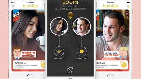 boom on bumble oh say can you see dating app bumble s new political filters
