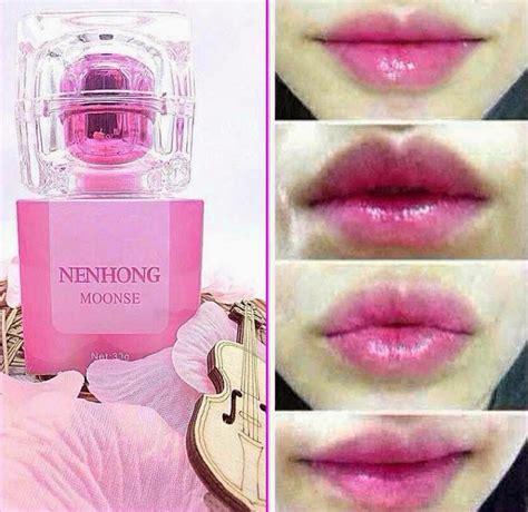 Pemerah Bibir Dan product kecantikan dgn harga murah dan yg pasti original nenhong pemerah bibir murah dan