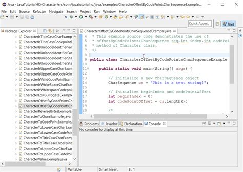 java tutorial really big index java character offsetbycodepoints charsequence seq int