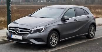 Mercedes A 180 Mercedes A Class Wikiwand