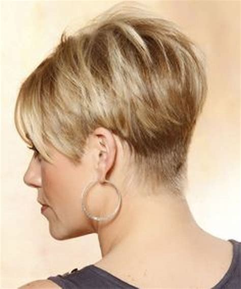 wedge haircut with stacked back short wedge haircuts