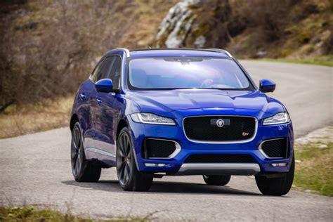 jaguar jeep 2017 review 2017 jaguar f pace ny daily news