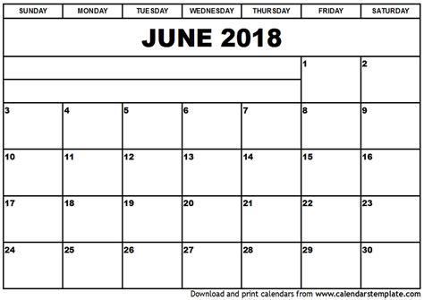 free 2018 calendar template word monthly calendar 2018 printable