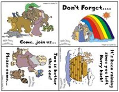 printable postcards for sunday school church bible noah on pinterest noahs ark craft
