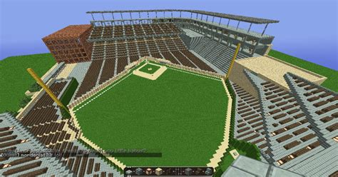 how to build a baseball field in your backyard baseball field minecraft project