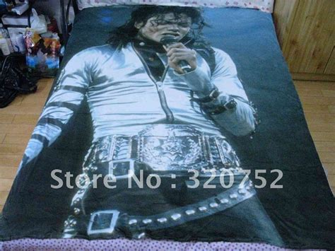 Michael Jackson Bedding Sets Free Shipping Michael Jackson Mj Bad Tour Bed Sheet Set 59 05in X 78 74in In Bedspread From Home