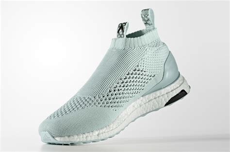 Adidas Ultra Boots Ace Mens adidas ace 16 purecontrol ultra boost vapor green blue sole collector
