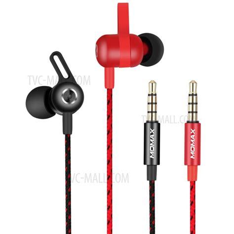 Headset Bluetooth Samsung Asus P1 momax wave series 3 5mm in ear earhook sports headset