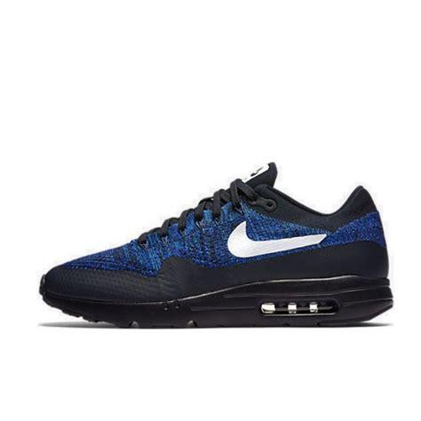 Sepatu Sport Nike Air 1 jual sepatu sneakers nike air max 1 ultra flyknit blue