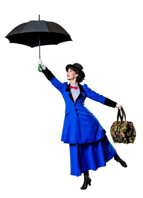 mary poppins costume props trophy mary poppins westchester broadway theatre