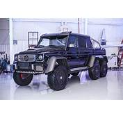This Mercedes Benz Brabus G63 6x6 Could Be Yours In The U