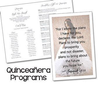 Sponsor Letter For Quince Quinceanera On