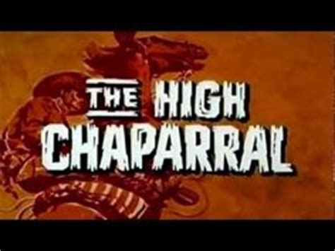 Theme Music High Chaparral | 1000 images about oude tv series on pinterest tv shows