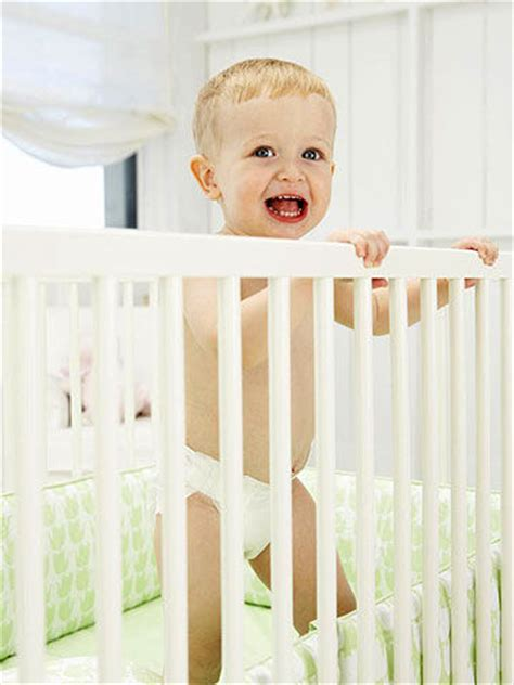 13 Month Climbing Out Of Crib by Growth Development Milestones 8 12 Months