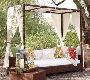 Balinese Daybed Pottery Barn Outdoor Daybeds