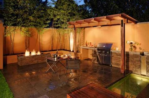 Barbecue Backyards Designs by Outdoor Bbq Kitchen Islands Spice Up Backyard Designs And