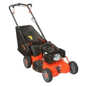 home depot push mower aavix 20 in 159cc gas push lawn mower agt1320 the home