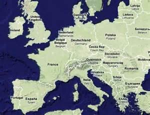Google Maps Europe by Google Maps Europe