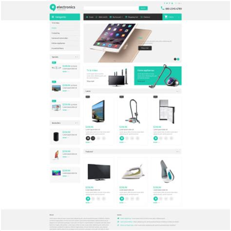 bootstrap templates for online shopping free download ecommerce templates template monster